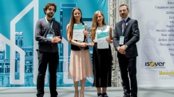 Premio de los Estudiantes MultiComfort Saint-Gobain Madrid 2017