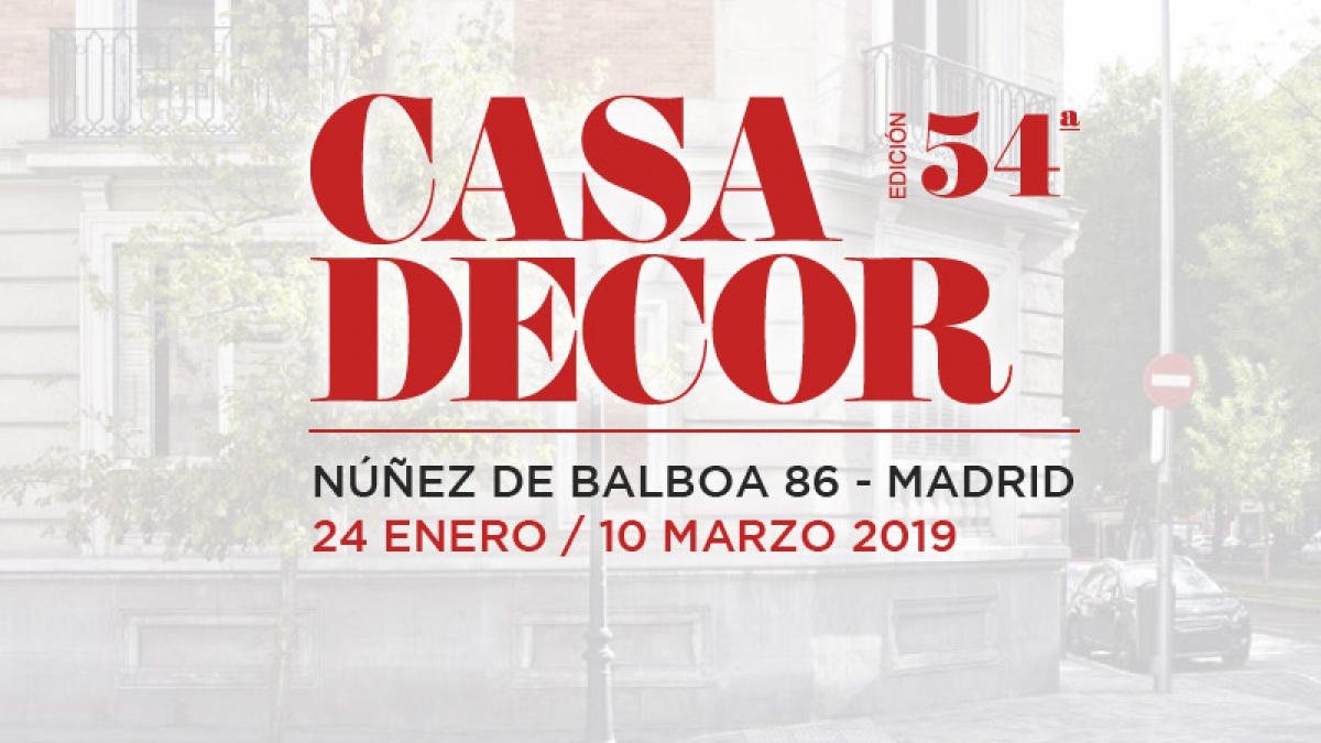 Casa Decor Madrid 2019 - Thumb