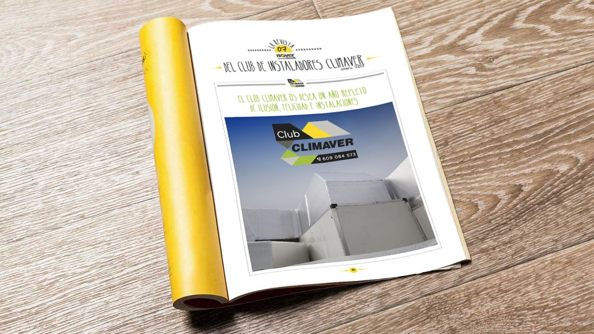 Revista del Club CLIMAVER