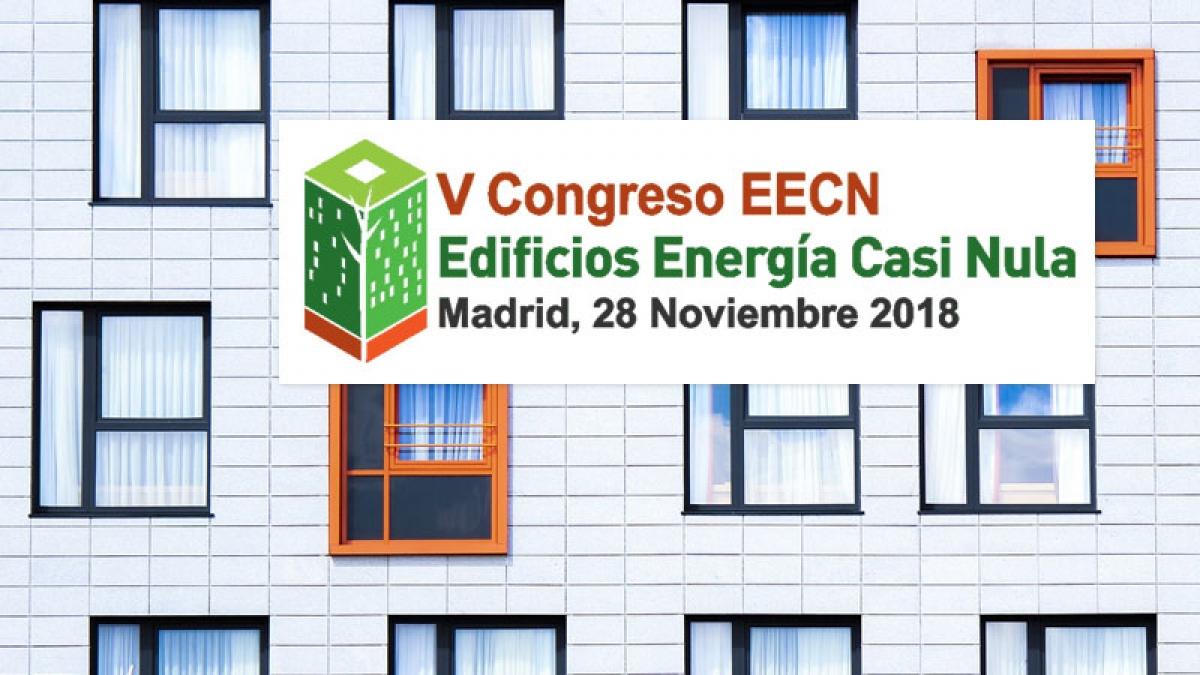 V Congreso de Edificios de Energía casi Nula - Thumb