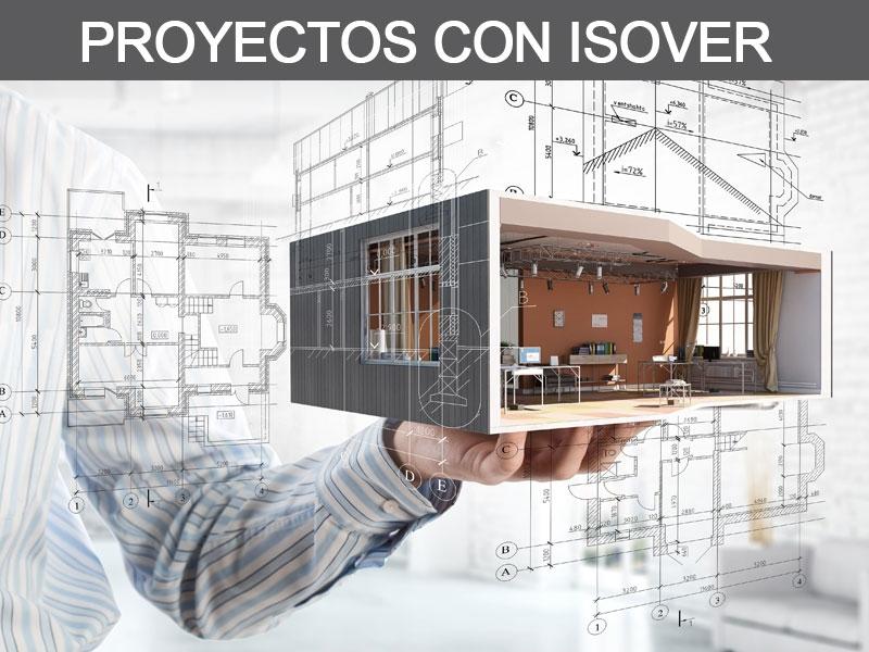 Block Proyectos con Isover