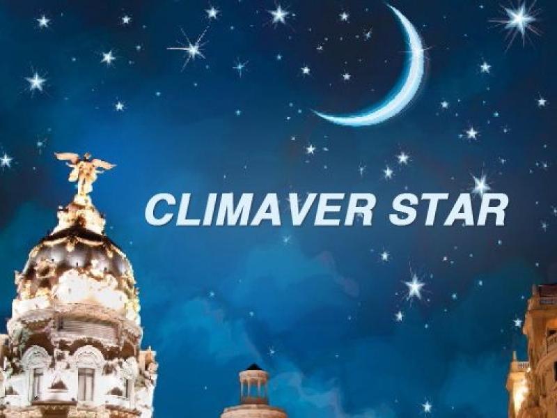 Cantando bajo las estrellas con CLIMAVER STAR