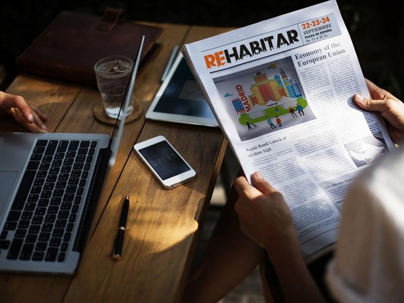 Notas de prensa REHABITAR Madrid 2017