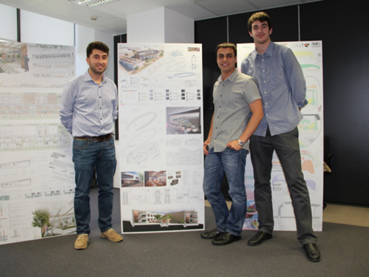 Presentación de Proyectos - Concurso Multi-Comfort House - Foto 01