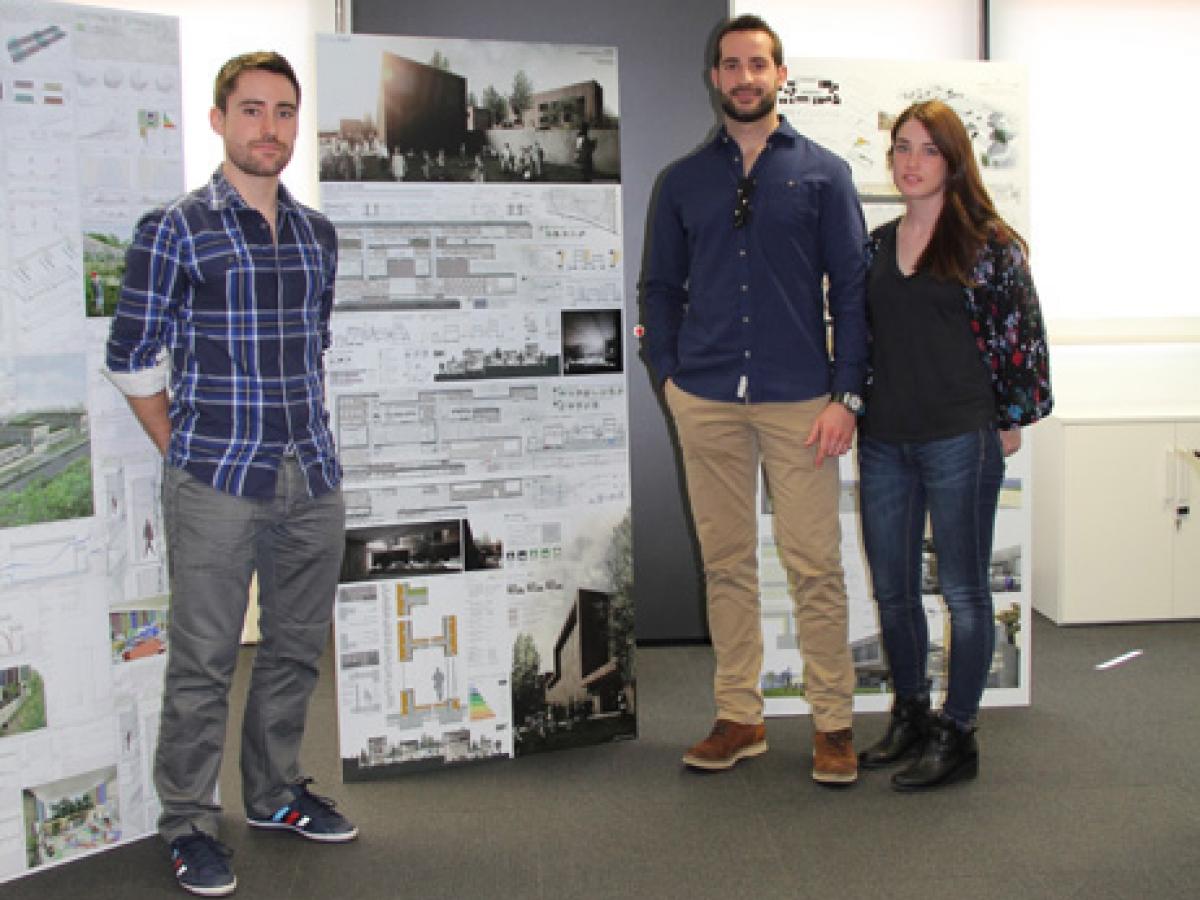 Presentación de Proyectos - Concurso Multi-Comfort House - Foto 02