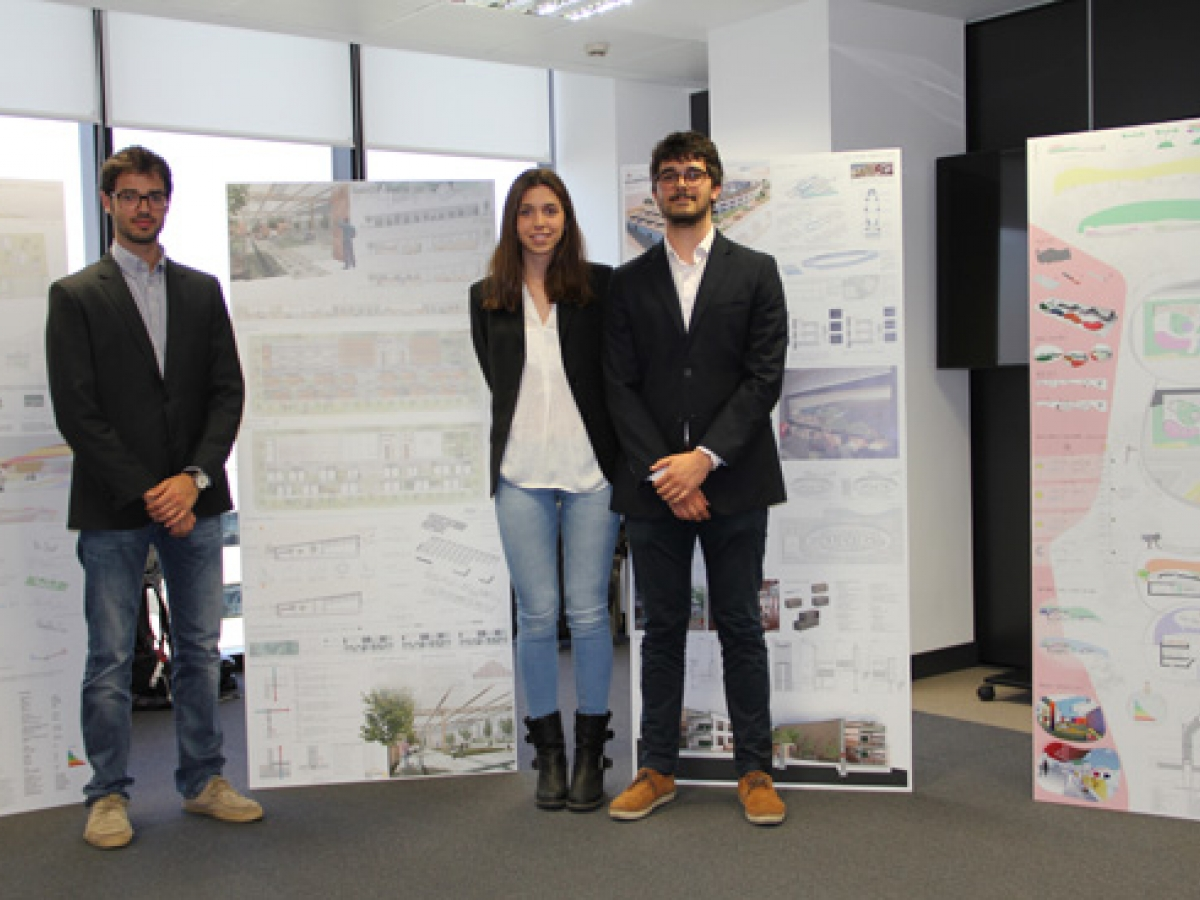 Presentación de Proyectos - Concurso Multi-Comfort House - Foto 06