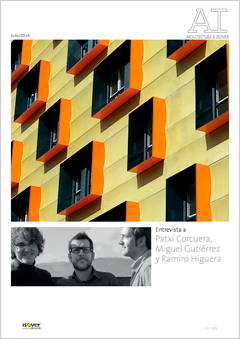 Arquitectura e ISOVER - julio 2014