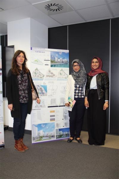 Concurso Estudiantes MultiComfort House 2018 - Fase Nacional 2018 - Alumnos  Paneles 2