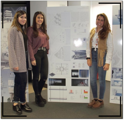 Concurso Estudiantes MultiComfort House 2018 - Fase Nacional 2018 - Alumnos  Paneles 4