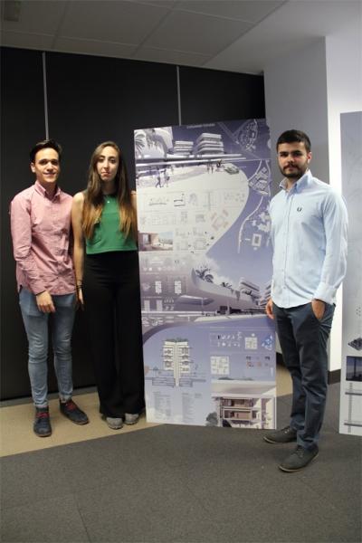 Concurso Estudiantes MultiComfort House 2018 - Fase Nacional 2018 - Alumnos Paneles 9
