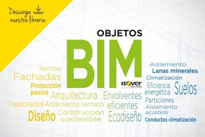 Librería Objetos BIM