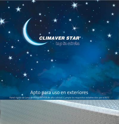 Nuevo CLIMAVER STAR. Innovación pura de ISOVER