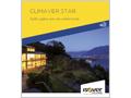 CLIMAVER STAR. Apto para uso en exteriores