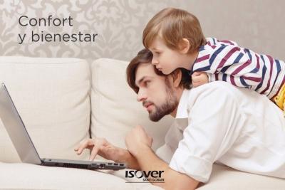 Confort y bienestar INSUVER ISOVER