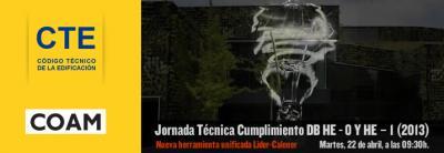 Jornada COAM LIDER-CALENER