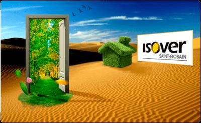 ISOVER y la Sostenibilidad