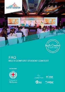 FAQ Concurso Estudiantes Multi Comfort House ISOVER 2019