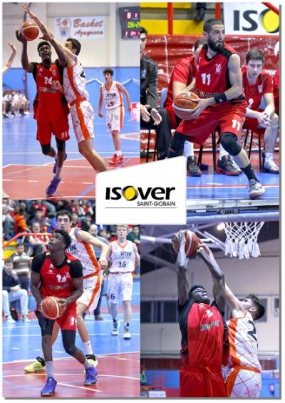 ISOVER renueva su apoyo al Basket Azuqueca