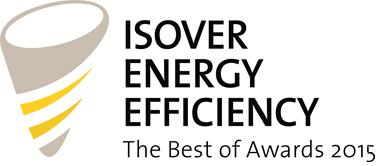 Resultado de imagen de premio nacional eficiencia energetica isover