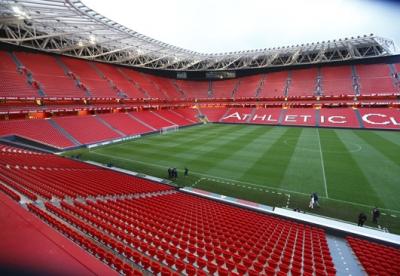 Nuevo Estadio San Mamés Bilbao