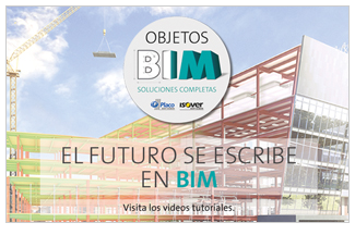 Objetos BIM portada