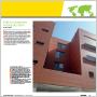 Edificio Universitario de Antonio de Ulloa II - Libro de Obras CLIMAVER