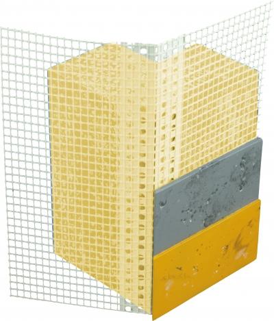Ecosate® Perfiles PVC - Ecosate® Perfil Esquinero Conformable