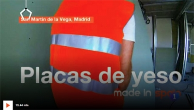 Placas de Yeso, Made in Spain