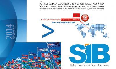 SIB - Salon International du Bâtiment