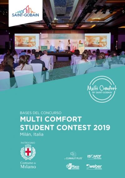 Bases del Concurso Estudiantes de Arquitectura Multi Comfort House ISOVER 2019