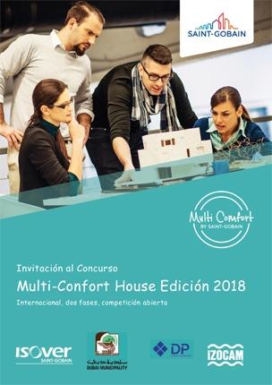 Bases del Concurso MultiComfort House 2018