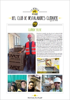 Revista Club CLIMAVER nº 5