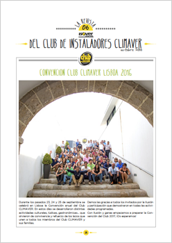 Revista Club CLIMAVER nº 6
