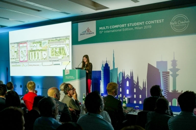 Concurso Estudiantes MultiComfort House 2019 - Fase Internacional 2019 - Projects Presentation