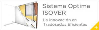 Sistema Óptima ISOVER