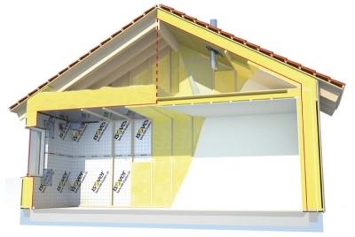 Sistema Vario. Estanqueidad y control de humedades en edificación