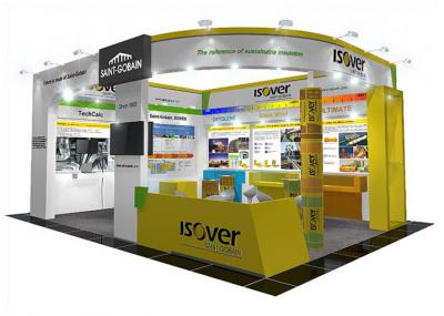 Stand ISOVER Gastech Korea 2014