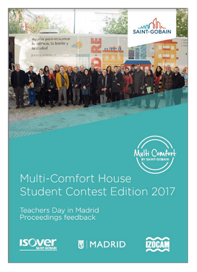 Teachers Day Madrid - Multi-Comfort House Student Contest Edition 2017