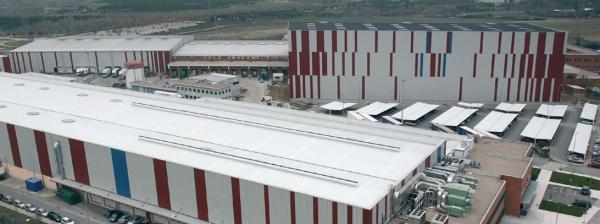 Cerramientos verticales industriales