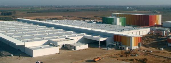 Cubiertas industriales