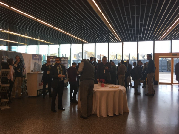 Coffee Break - espacio de net working en el Congreso EECN. Madrid, 13 de diciembre 2017