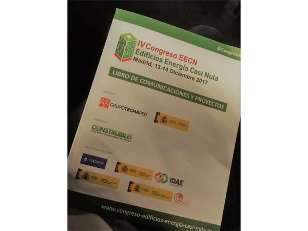 Libro comunicaciones y proyectos - IV Congreso de EECN. Madrid 13 y 14 Diciembre 2017