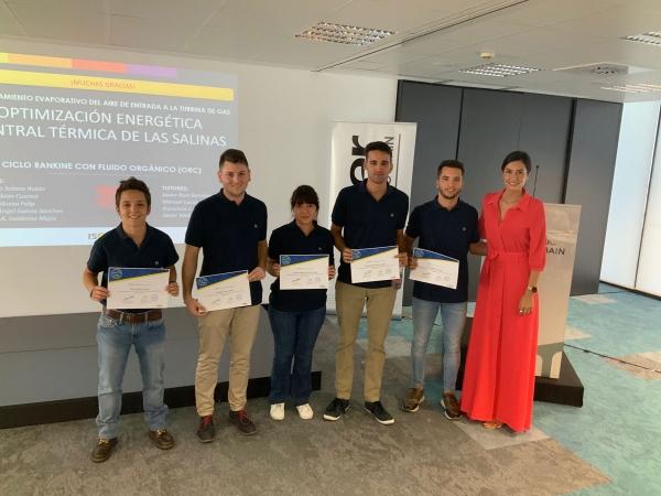 Proyecto Premios Eficiencia Industrial - Optimización Energética Central Térmica de Las Salinas 3