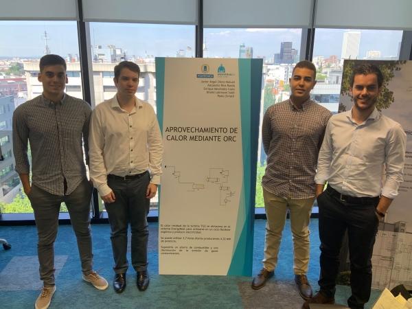 Proyecto Premios Eficiencia Industrial - APROVECHAMIENTO DE CALOR MEDIANTE ORC 1