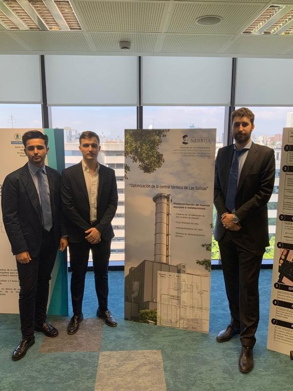 Proyecto Premios Eficiencia Industrial - UNIVERSIDAD DE NEBRIJA 1