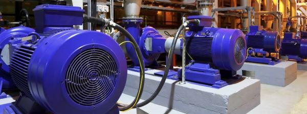 Maquinaria, motores y compresores