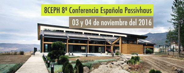 Conferencia Española Passivhaus 2016
