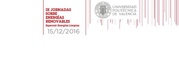 IX Jornadas sobre Energías Renovables - UPM - thumb