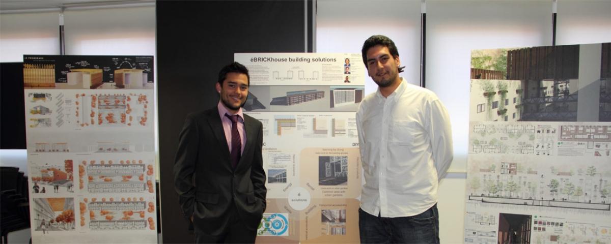 Concurso Estudiantes Multi-Comfort House Fase Nacional 2017