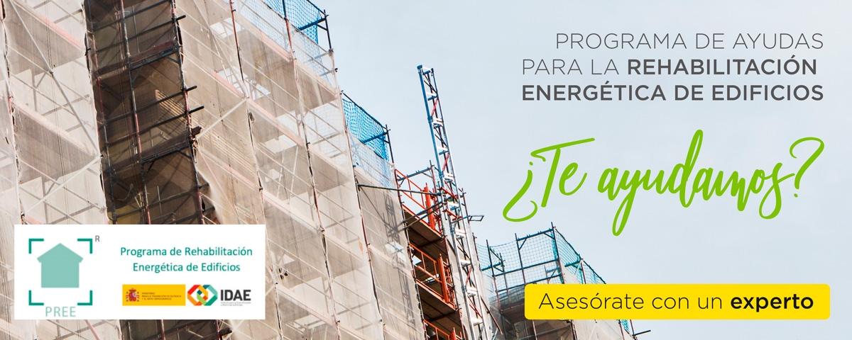 Programa de rehabilitación energética